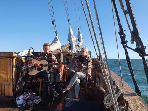 Veiniklubi üritus purjelaeval (3)