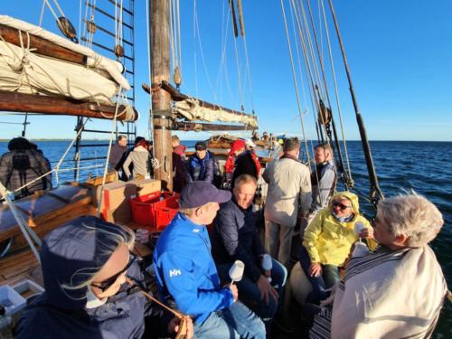 Veiniklubi üritus purjelaeval (4)