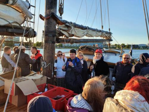 Veiniklubi üritus purjelaeval (5)