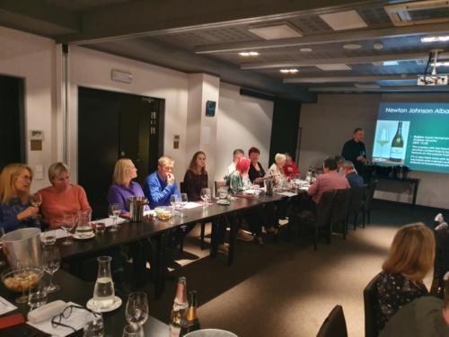 Veiniklubi oktoobrikuu üritus 2019/2