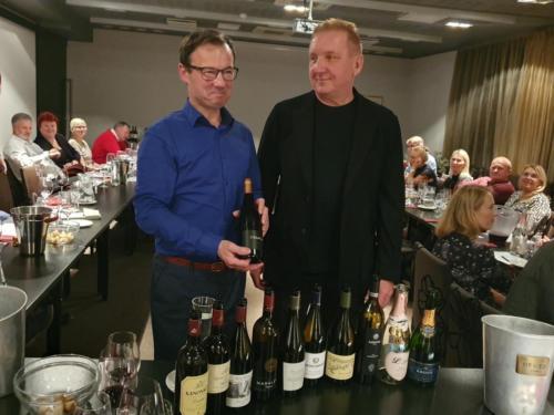 Veiniklubi oktoobrikuu üritus 2019/1