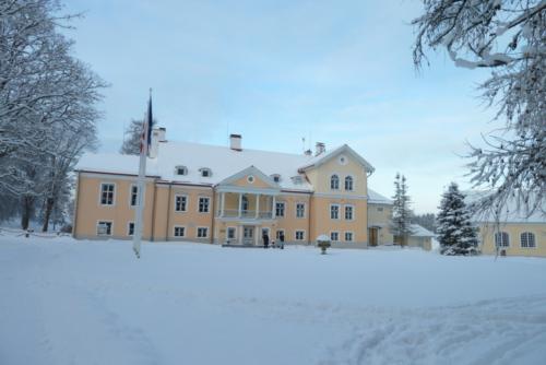 Jõulupidu Vihula Mõisas 2012